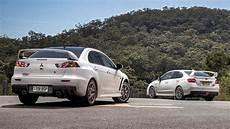 Subaru Or Evo by Mitsubishi Evo Edition And Subaru Wrx Sti 2015