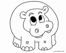 Easy Zoo Coloring Pages Free Printable Zoo Coloring Pages For