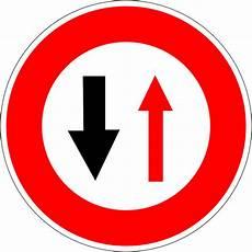 route sens file road sign b15 svg
