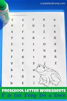 preschool worksheets letter f 24477 preschool letter worksheets f is for frog