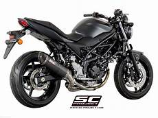oval exhaust by sc project suzuki sv650 2017 s14 01