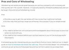 November 2017 – Wholesale Real Estate