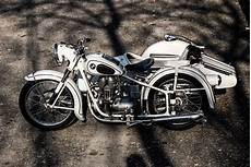 Bmw R 25 2 With Sidecar Loud Pipes
