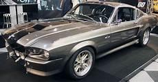 Ford Mustang Gt 500 Eleanor Nur Ein Mythos Auto