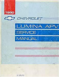 auto repair manual online 1992 chevrolet apv interior lighting 1990 chevy lumina apv minivan repair shop manual original