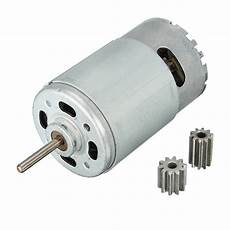Dc Motor 12v 30000 Rpm For Children Electric Car Rc Ride