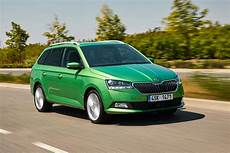 skoda fabia estate 2018 pictures carbuyer