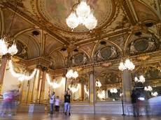 soffitti dipinti musee d orsay soffitti dipinti e bei specchi francesi