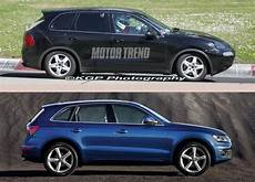 porsche small suv spied vehicles motor trend