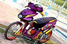 Modif Motor Beat Fi by 50 Foto Gambar Modifikasi Beat Kontes Racing Jari