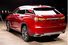 2020 lexus rx unveiled with new style and crucial tech