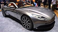2016 aston martin db11 silver fox youtube