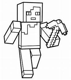 minecraft colouring pages search minecraft