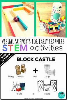 concepts and challenges science worksheets 13435 stem activities pre k kinder and sped stem activities activities special education students