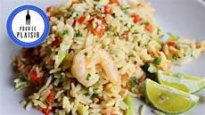 gebratener reis mit garnelen arroz con camarones