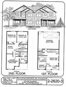 rear entry house plans potential for rear entry two car garages fir single family