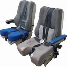 Aircraft Cockpit Seats Pair Glb Flight Products