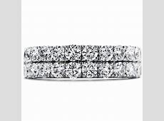 Truly Classic Double Row Wedding Band