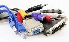Mini Usb Black White Computer Cables Connectors