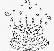 32 awesome image of birthday cake drawing kuchen
