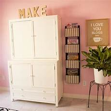 5 secrets of a beautifully organized craft room martha