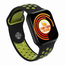 Bakeey Color Stomata Anti Lost Smart by Bakeey F8 Touch Real Time Blood Pressure O2 Caller Id