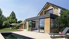 combien coute une maison ossature bois combien coute une extension de maison 20m2 bois quel prix