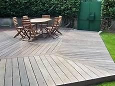 Prix Plancher Ipe Planchers De Terrasse Bois Jardins