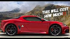 the 2022 alfa romeo 8c may like this and cost how much youtube