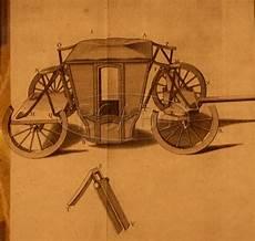 carrozze per cavalli usate invenzioni brevetti per carrozze datate 1703 carrozze