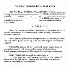 partnership agreement sle real estate forms