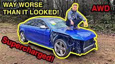 i just bought a salvage 2015 audi s4 copart said quot run and quot and its definitely not youtube