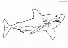 Malvorlagen Hai Hai Malvorlage Kostenlos 187 Haie Ausmalbilder