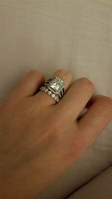 engagement ring wedding band cheap model for future