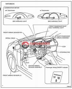 download car manuals 2005 toyota solara regenerative braking free download toyota yaric repair manuals supplemental restraint system auto repair manual