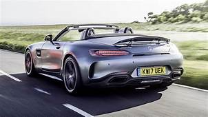 Mercedes AMG GT C Car Review Super Roadster Tested  Top Gear