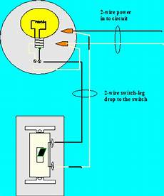 wiring diagram switch leg adding an outlet or a receptacle from a switch box electrical online