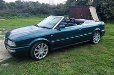 A Grand Monday Audi 80 Cabriolet Honest