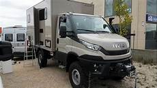 Iveco Daily 4x4 Conversion To A Cer 2018