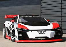 Audi E Vision Gran Turismo Is A Playstation