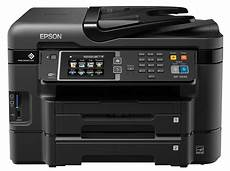 review epson workforce wf 3640 all in one printer