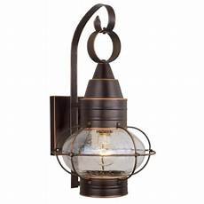 vaxcel lighting ow21891bbz burnished bronze chatham 1 light outdoor wall sconce 10 inches wide