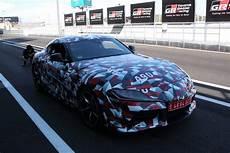 High Resolution 2020 Toyota Supra Wallpaper