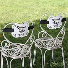 parents of reserved chair decorations sale at