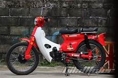 Honda Grand Modif C70 by Modifikasi Honda Astrea Grand Jadi Makin Tua Gilamotor