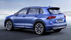 Vw 2016 Models Release Date by 2016 Vw Tiguan Gte European Model Rear Adrenaline