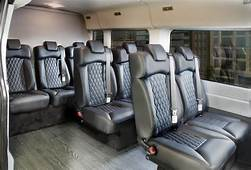 2017 8 Passenger Transit Luxury Van  Lasting Impressions