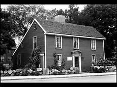 north american house types saltbox houses youtube