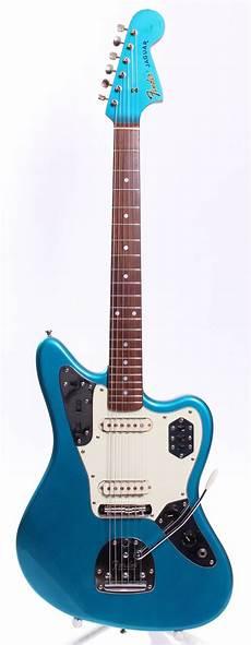 Fender Jaguar 66 Reissue 1998 Lake Placid Blue Guitar For