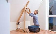 dachboden schrank selber bauen drempelschrank bauen schablonen herstellen schr 228 nke bauen und latten